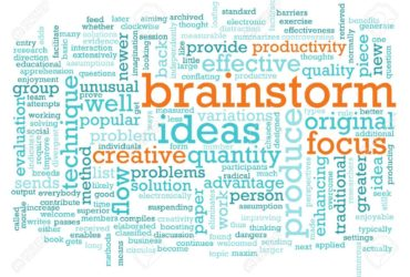 Brainstorming sessions: What works and what does not?