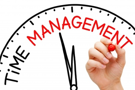 TOPic: Time Management: Does not exist!